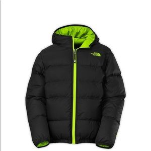 The North Face Moondoggy Reversible Puffer Jacket